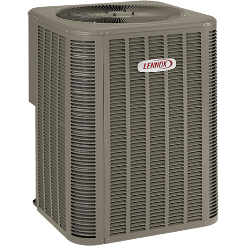 Lennox 14ACX air conditioner.
