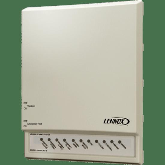 Lennox Harmony III™ 4-Zone System.